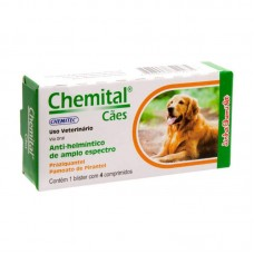 839 - CHEMITAL CAES COMPRIMIDOS