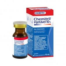 835 - CHEMITRIL INJ 10% 10 ML