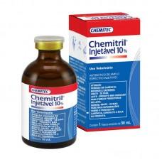 834 - CHEMITRIL INJ 10% 50 ML