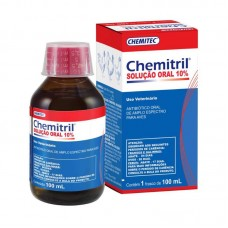 836 - CHEMITRIL ORAL 10% P/AVES 100 ML