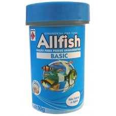 3380 - ALLFISH BASIC 10G C/12 MR PET