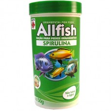 3389 - ALLFISH SPIRULINA 10G C/12 MR PET