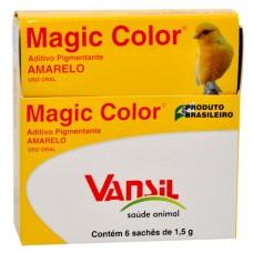 24655 - MAGIC COLOR AMARELO 6X1,5GR DISPLAY
