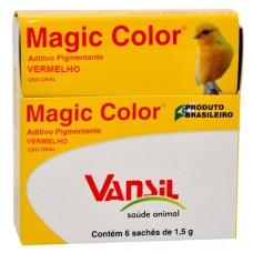 24661 - MAGIC COLOR VERMELHO 6X1,5GR DISPLAY