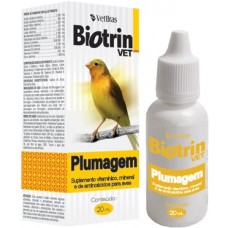 619 - BIOTRIN VET PLUMAGEM 20 ML
