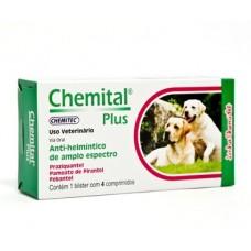 4415 - CHEMITAL PLUS COMPRIMIDOS