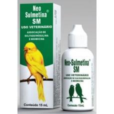8026 - NEO SULMETINA SM 15ML