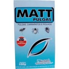 999871 - MATT PULGAS 100GR CAIXINHA