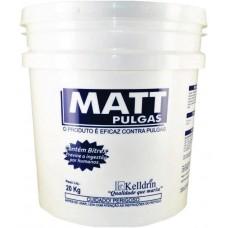 2054 - MATT PULGAS 200X100GR BALDE