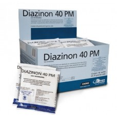15472 - DIAZINON 40PM DP 40 SACHES