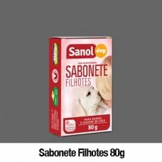 267 - SABONETE SANOL FILHOTES 80 GRS