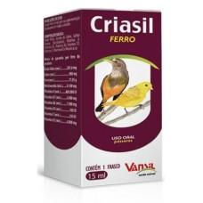 360855 - CRIASIL FERRO 15ML