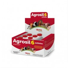 17322 - AGROSIL 6 MILHOES DISPLAY 6 FRASCOS