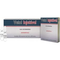 410121 - VETOL INJ 6X2ML