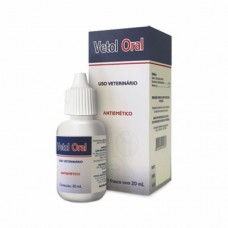 410020 - VETOL SOLUCAO ORAL 20ML