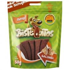 82314 - BIFINHO BISTEQUITOS GALINHA 20X50GR