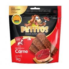 8201 - BIFINHO PETITOS CARNE 1KG
