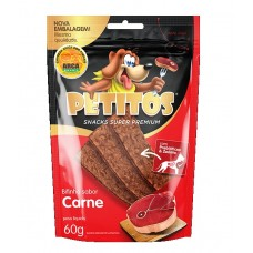 8222 - BIFINHO PETITOS CARNE 20X60GR