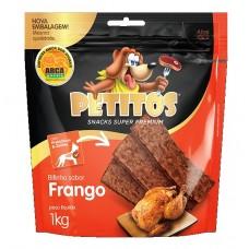 8202 - BIFINHO PETITOS FRANGO 1KG