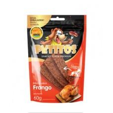 8223 - BIFINHO PETITOS FRANGO 20X60GR