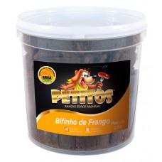 8225 - BIFINHO PETITOS FRANGO BALDE 2,5KG