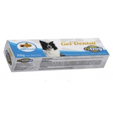 GEL DENTAL MAIS DOG TUTTI-FRUTI 60G